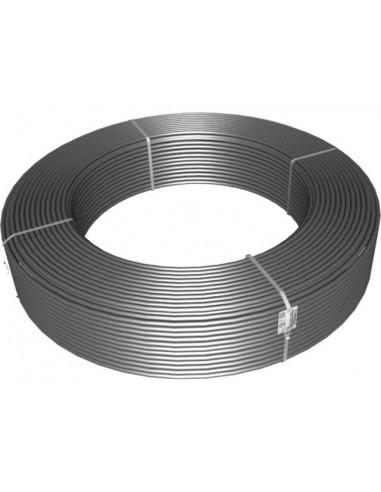 ΣΩΛΗΝΑΚΙ PVC (ΜΑΚΑΡΟΝΙ)Φ7 300Μ ΕΞ7.0 ΕΣ 4.4